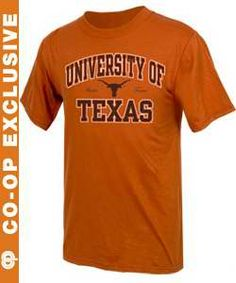 Russell T-Shirt (Facebook Champ tee!) #Hookem #Longhorns #UT