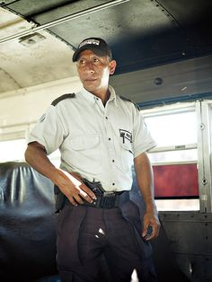 900 bus drivers dead in Guatemala City: The World's Most Dangerous Job | The New Republic