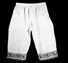 Underwear, Italian provenance, late 16th century, © Metropolitan Museum of Art, New York