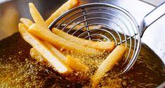 Ο εύκολος τρόπος να διώξεις τη δυσάρεστη οσμή από το τηγάνισμα