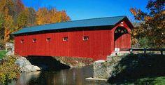 Kokomo, Indiana... Kokomo is where I was born and if I remember right this bridge is not in Kokomo!