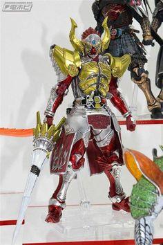 Tamashii Nations 2016: More S.I.C. Kamen Rider Gaim Figures Revealed - Orends: Range (Temp)