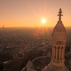 "leonardlahmi: ""From the top #paris #city #urban #beautiful #view #topeuropephoto #perspective #huffpostgram #nofilter #architecture #skyporn #eiffeltower #light #building #lines #autumn #loves_paris #monument #evening #panorama #all_shots #igersparis #topparisphoto #topfrancephoto #colorful #amazing #moment #photooftheday #sunset #whpmakebelieve"""