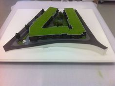 Project - 3d printed scale model by ZiggZagg - 3dprinting