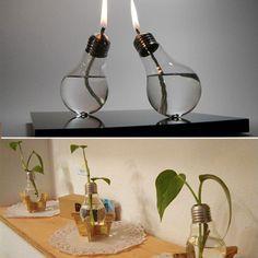 1000 images about ideas para decorar reciclando on - Ideas para decorar la casa ...