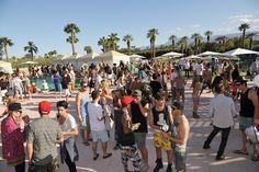 The Lacoste L!VE Desert Pool Party. April 13-15 2012.