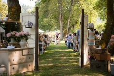 See Trinity River Farm, a beautiful Redwood Coast / Humboldt County Farm wedding venue. Find prices, detailed info, and photos for Northern California… Farm Wedding, Wedding Ceremony, Dream Wedding, Wedding Dreams, Wedding Stuff, Lounges, California Wedding Venues, Diy Wedding Decorations, Wedding Inspiration