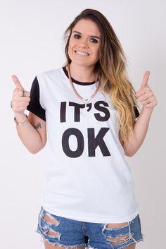 Tshirt It's Ok