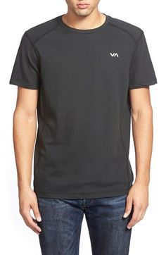 RVCA+'Free+Agents'+Training+T-Shirt+available+at+#Nordstrom
