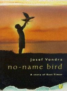 This book tells the story of a 14 year old boy at the outbreak of the war of independence in East Timor in 1975. The story moves slowly, reflecting the mood of the people who are waiting in anticipation of escalating fighting which will inevitably reach their town. Jose lives his life in the security of a loving family, but with the knowledge that they are powerless against the war. Jose learns the meaning of courage from his uncle and his fighting cock, no-name bird.