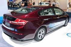 Honda FCX Clarity Fuel Cell...