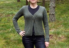 Ravelry: ilsefin's Alpaca cardigan