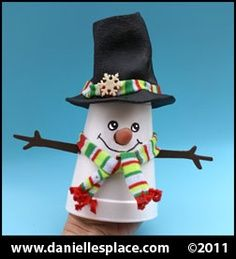 Winter crafts for kids - Google Search