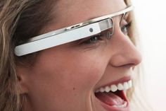 Brilliant ...GOOGLE LAUNCHES AUGMENTED REALITY GLASSES IN BETA that link with your Smart phone. I want a pair (envy!)