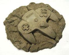 Modern Fossils Art