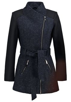 Manteau Femme Zalando, craquez sur le Morgan GLOZA Manteau court bleu/noir prix promo Zalando 120.00 €