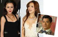 Anna Kay's career is on the rise while Lynn Hung's suffers, after intense speculation of Kay's relationship with Hong Kong star Aaron Kwok..