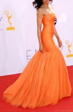 orange fashion  | Orange | Fashion www.thecarmacouture.com, Facebook - Carma Couture, Twitter - @Carmen Lieu Couture