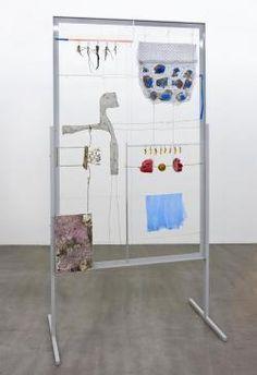 Alexandra Bircken - Unit 3 (and detail) - Contemporary Art Things Organized Neatly, Saatchi Gallery, Installation Art, Oeuvre D'art, Textile Art, New Art, Sculpture Art, Photo Art, Contemporary Art