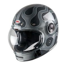 Casque moto 3d model