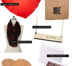 With the day of love just a fortnight away, here is a list of few things that you men would love to surprise your girl with. We plan to give you a series of gift ideas in the coming days to suit your special other half's sensibilities. Today's gift list is all about mush and hearts with a...