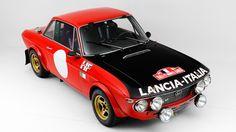 "1970 Lancia Fulvia - HF 1600 ""Fanalona"" Gr. 4 | Classic Driver Market"