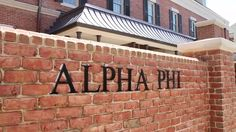 Alabama Alpha Phi 2015 Recruitment VideoCourtesy: Alpha Phi at University of Alabama