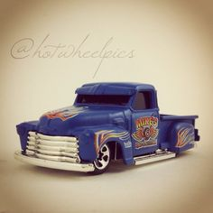 La Troca / '50 Chevy Pickup - 2003 Hot Wheels - Pride Rides #hotwheels | #diecast | #toys | #HotRod | #hwp2003ml