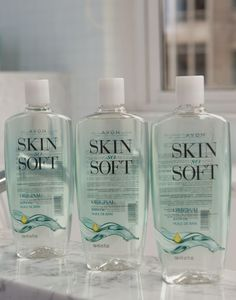 """Escape. Relax. Unwind. A little bit goes a long way to feel relaxed. According to GLAMOUR, """"after adding a tablespoon [of Avon's Skin So Soft Original Bath Oil] to my bath, I was instantly relaxed."""" Get the moisture and relaxation you need."""