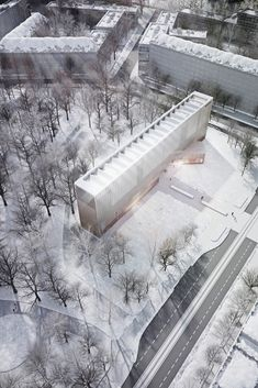 Gallery - Penda Proposes a Transformable Design for the New Bauhaus Museum - 9