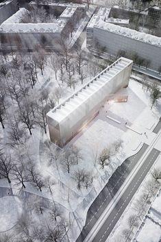 Galeria - Penda propõe um novo Museu Bauhaus mutável - 9