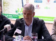 Presentación de la 36º edición del Open de Tenis San Isidro Labrador - La Orotava