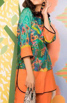 Pakistani dresses and Indian clothing online. Buy Pakistani Clothing in USA, UK. Beautiful Casual Dresses, Stylish Dresses For Girls, Simple Dresses, Stylish Dress Book, Fancy Dress Design, Stylish Dress Designs, Designs For Dresses, Simple Pakistani Dresses, Pakistani Dress Design