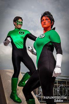 #Cosplay - Green Lantern