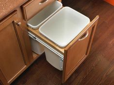 HGTVRemodels shows you the latest trends in kitchen storage, from pull-out drawers to built-in wine racks on HGTV.com.