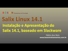 #Salix 14.1 - #Linux baseado em #Slackware - Apresentação e Instalação - YouTube