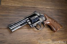 SNEAK PEAK inside the COMBAT HANDGUNS JUNE 2013: Smith & Wesson Model 586 .357 Mag: Classic L-Frame beast returns with precision engineering and six powerhouse rounds on tap!