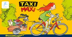 Sternschnuppe – Taxi Maxi – Jetzt bei Kixi! – Kinderkino