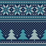 Christmas And Winter Knitted Seamless Pattern - Download From Over 52 Million High Quality Stock Photos, Images, Vectors. Sign up for FREE today. Image: 54529522