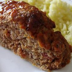 The best meatloaf recipes, with photos, videos, and tips to help you cook. Find traditional recipes and turkey versions. Venison Recipes, Meatloaf Recipes, Homemade Meatloaf, Venison Meat, Bacon Wrapped Meatloaf, Deer Recipes, Game Recipes, Recipes Dinner, Pastries