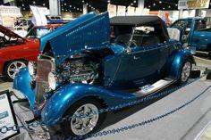 Street Rods | 1934 Ford Roadster Street Rod