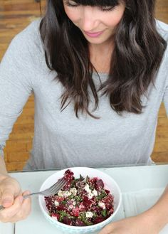 Warm Beet Kale Bowl Recipe • Joyous Health