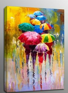 Beautiful abstract painting - Unframed Oil Paintings Print On Canvas Wall Pictures 1 Panels Wall Art Umbrella Canvas Art Home Decor Modern Pictures – Beautiful abstract painting Graffiti Painting, Oil Painting Abstract, Diy Painting, Best Abstract Paintings, Watercolor Artists, Indian Paintings, Olieverfschilderij Abstract, Matisse Paintings, Simple Oil Painting