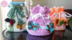 Mi primer bolso a crochet paso a paso. - YouTube