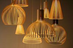 Finnish design: lamp by Seppo Koho