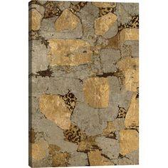 Road of Stones I Canvas Print