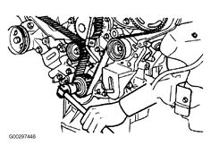 service manual 2004 hyundai santa fe serpentine belt