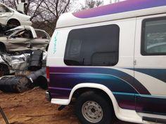 Ford Parts, Used Car Parts, Recreational Vehicles, Van, Camper Van, Used Auto Parts, Vans, Campers, Motorhome