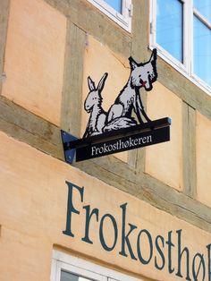 Frokost Høkeren, Christianshavn, Copenhagen