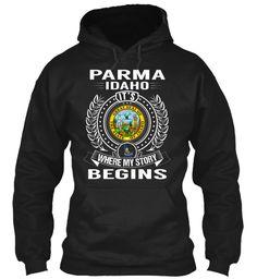 Parma, Idaho - My Story Begins
